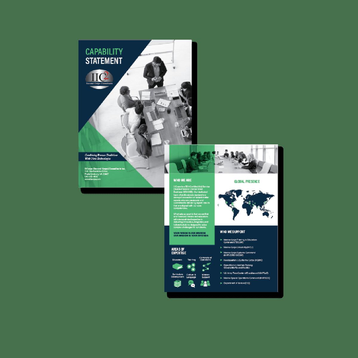 graphic design logistics contractor