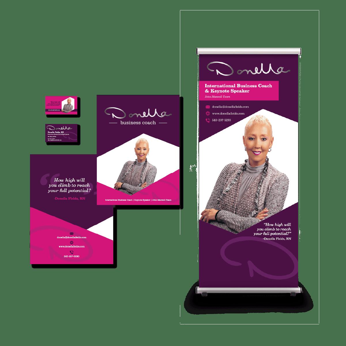 graphic design business coach