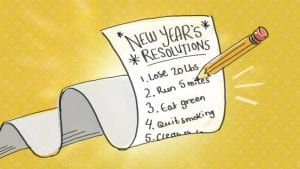 New Years Resolution